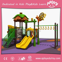 Forest Series Steel Playground Equipment for Outdside