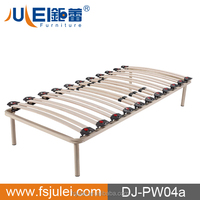 Luxury Metal Slatted Bed Frame