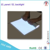 High Brightness el advertising panel A0 A1 A2 A3 A4 A5 el backlight el sheet