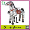 HI EN71 hot sale wooden rocking horse toy,toy horse on wheels,kid riding horse toy