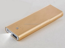 Slim mobile power bank for mobile devices
