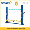Auto car lift used for hydraulic car lift systems