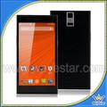 2014 nuevo desbloqueado teléfono 5.5 pulgadas IPS 4.4.2 Android teléfono móvil 1G / 8G identificación de huellas dactilares E-Co
