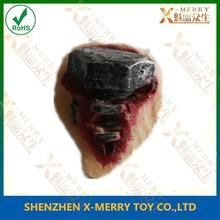 Horror Head Injury Flesh Latex Makeup Liquid Blending Skin Fancy Dress Halloween Costume Accessory