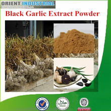 Factory manufacture, organic black garlic seeds extract powder