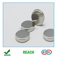 alibaba express permanent round shaped fridge magnet