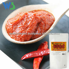Uma-kara miso (E-939 ) red chilli paste for hot pot 1kg