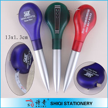 2014 Promotional plastic measuring tool pen