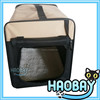 Newest design lightweight fabric pet cage carrier bag for smal cat dog