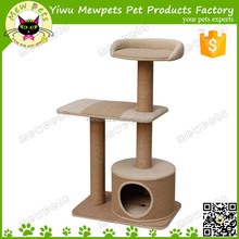 Cat tree factory modern cat furniture hot sale best outdoor cat condos