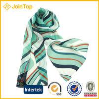 Unique Design Digital silk scarf printing JOINTOP supplier alibaba china indian silk shawl