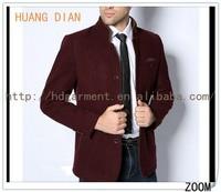 2015 Korean Style Men Popular Fashion Coat Custom Made Men Clothes