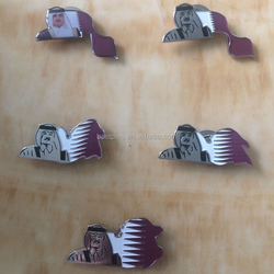 qatar national flag pin badges for qatar independence day souvenirs gift for national day qatar