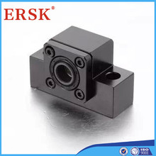 High precison rolled thread support units of ball screw EK EF Type