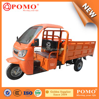 Chongqing Popular Motorized Water Cooled Cargo 250CC Reverse Trike For Sale