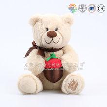 Hot sale ribbon plush Stuffed Teddy Bear Toys