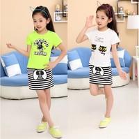 Wholesale Girls Skirt Clothing Sets Bulk Buy Child Clothes From China