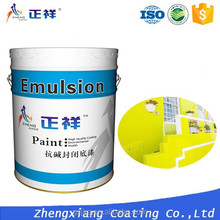 Sealers/Primers/Interior and Exterior paint