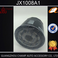 Guangzhou factory wholesale efficient toyota oil filter JX1008A1in car oil lubrication system