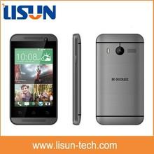 "Cheapest 3.5"" wifi gprs bluetooth dual sim card smartphone android 4.2 2gb ram+4GB rom"