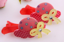 Wholesale goody hairpin resin hat hair accessories hairpin for Children's day gift