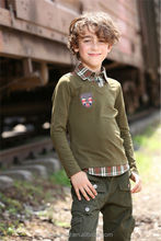 Free Army OEM manufacturer custom child clothing