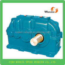 Mechanical speed reducer,gearbox for concrete mixer