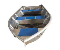 12ft Long Hot Sale Aluminium Fishing Boats For Sale
