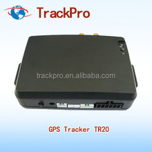with USB socket pc set-up gps tracker tr20 for vehicles/ cars/ fleet management