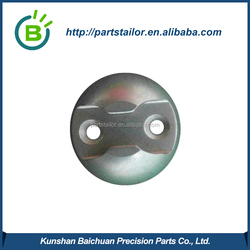 Precision grey anodized and sand blasting auto car parts,nissan parts BCR 0046