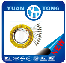 Network fiber optic patch cord/jumper with SC connector for FTTH