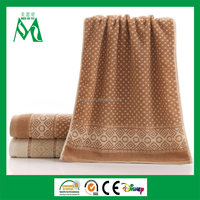 cotton terry bath towel made in China