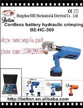 HC-300 herramienta que prensa hidráulica portátil herramienta que prensa hidráulica portátil