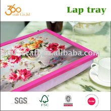 Cheap price with high quality laptop lap tray bean bag, lap tray, children plastic lap tray