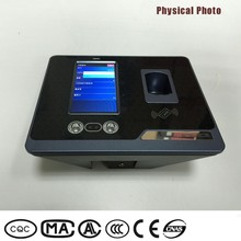 4.3 inch TFT LCD touch screen network finger print face detection with RFID and camera fuction