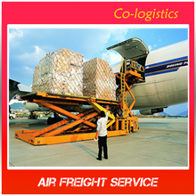 ship cargos from Guangzhou to Lagos by air way