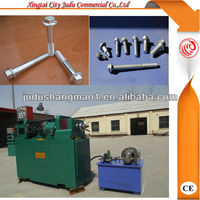 Z28-80 credible and honest business China steel bolt/rod/ bar/pipe thread rolling machine