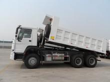 SINOTRUK howo brand new medium dump truck in the world market