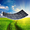 high efficiency fexible solar panel 220w for car/home system