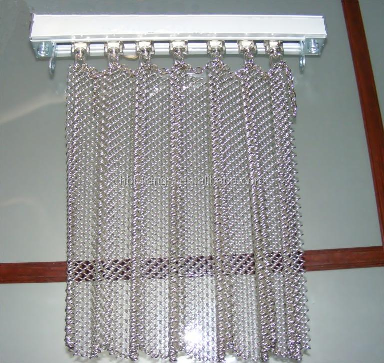 Mejor precio decorativa eslabón de la cadena de malla de cortina ...