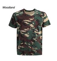 2016 summer cotton woodland Men's Short Sleeve ComfortSoft T-Shirt