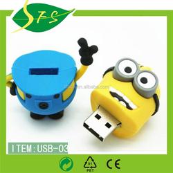 Hot selling wholesale devil 1tb usb flash drive silicon 2tb usb stick mini usb pen drive