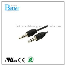 Low price Best-Selling male to male 3.5 audio cable