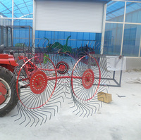 2015 best selling new type tractor root rake with CE