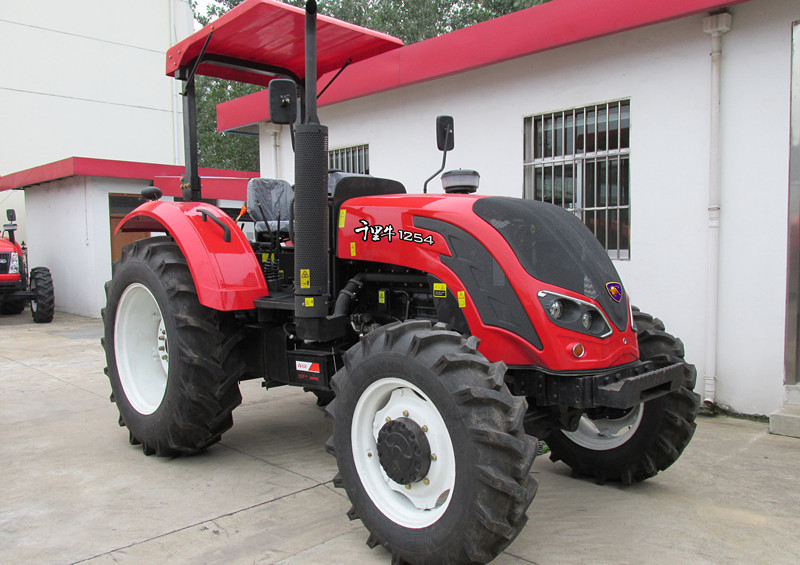 Tractor Turbo Cover : Qln turbo engine used farm tractors for sale