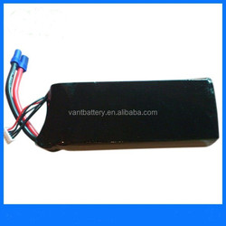 30C high discharge rate 6S 22.2v 3300mah rc lipo battery rc helicopter/car battery pack