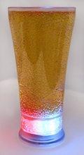 12oz led Cola drinking glasses