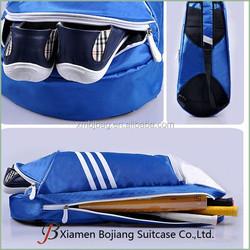 four pieces package waterproof singer-shoulder badminton bag