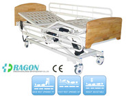 DW-BD136 hospital nursing beds frame home care nursing bed electric nursing beds 3 functions for sale