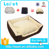 2015 Christmas sales detachable washable pet cushion pet bed dog bed